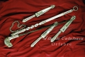 Conjunto de cuchillos verijeros y Arreador